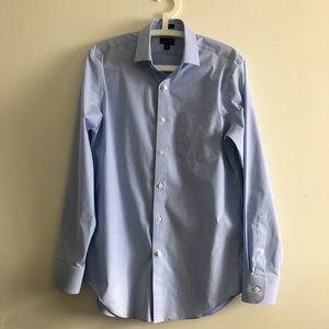 J BY J CREW Cotton Button Down Dress Shirt
